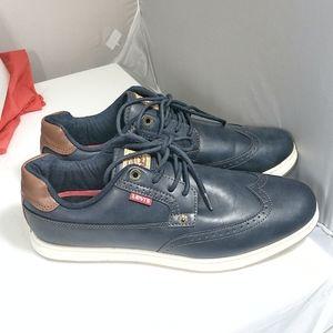 Levi's Navy Casual Shoe 51881872U